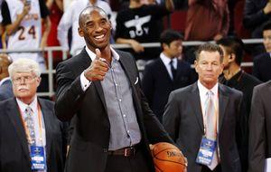 Kobe reaparece para escribir el 'último capítulo' de su carrera
