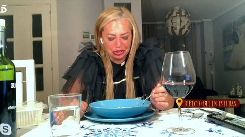 La gran pillada a Belén cuando pensaba que no la grababan en 'La última cena'
