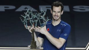 Andy Murray, nadie esperó tanto para subir el último peldaño