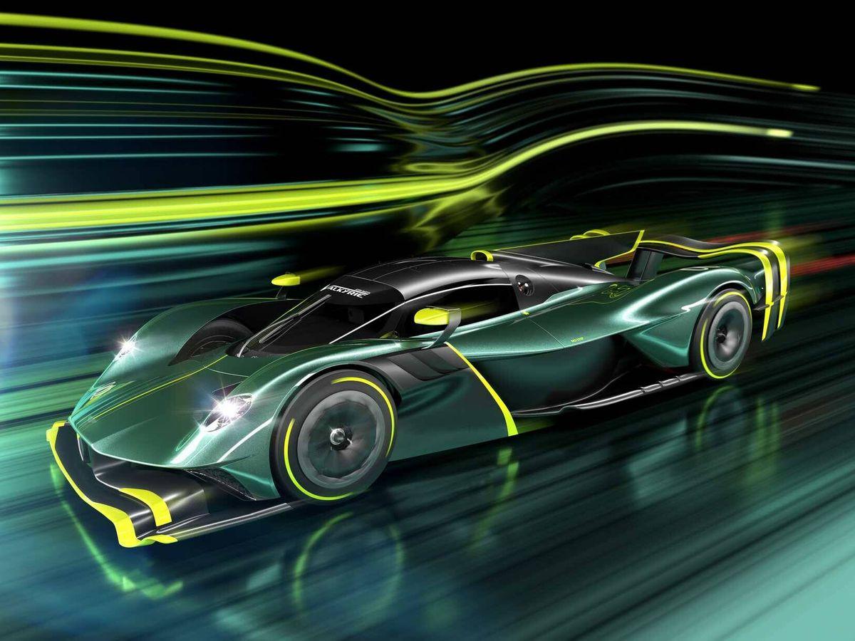 Foto: Aston Martin Valkyrie, la locura de un coche de circuito de 1.015 caballos con sus 40 unidades ya vendidas.
