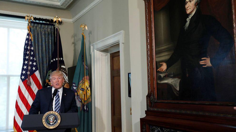 La alargada sombra de Trump se impone en el FMI
