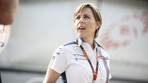 La mariposa que lleva el Williams, o la crisis de un histórico de la Fórmula 1