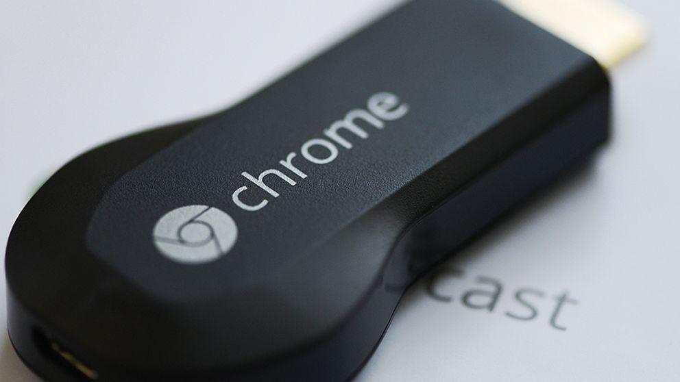 Chromecast ya se puede comprar en España