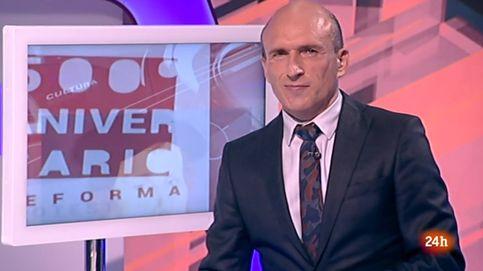 Antonio Gárate ('La hora cultural'): Zancajo le está metiendo mucho músculo al 24 Horas