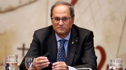 Torra aspira a encabezar la protesta de octubre y ser el mártir del soberanismo