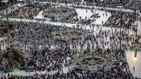 Continúan las peregrinaciones a La Meca