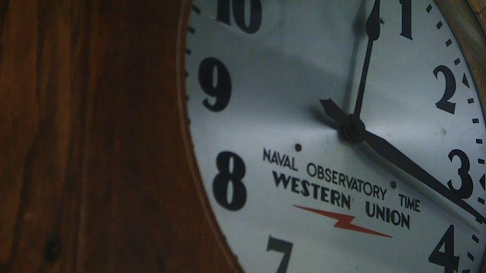 El reloj atómico que pone en hora al mundo