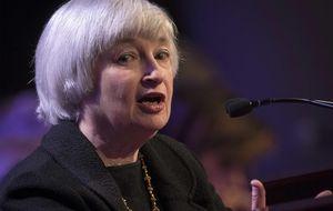 Yellen reconoce los riesgos asociados a un largo periodo de bajos tipos de interés