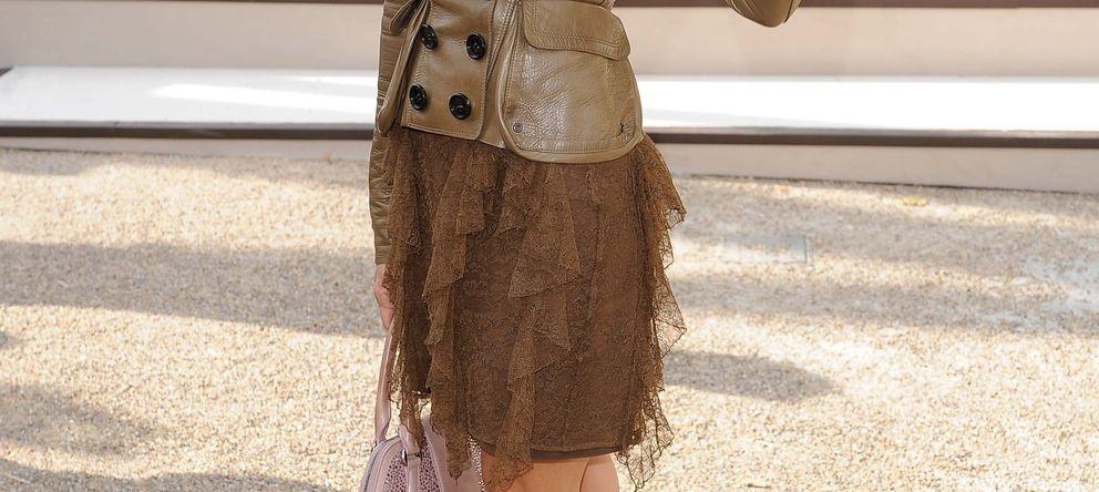 Foto: La actriz, en una imagen de 2010