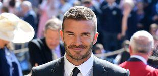 Post de El outfit que Beckham llevó a la boda de Harry y Meghan puede ser tuyo