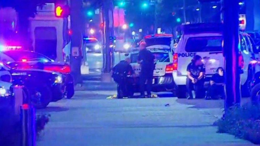 En directo, el tiroteo de Dallas: identifican al autor como Micah X Johnson