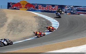 Laguna Seca, a un paso de quedarse fuera del próximo Mundial de motos