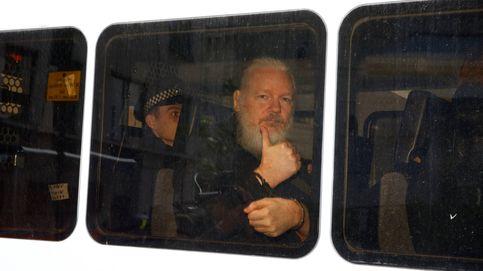 Scotland Yard arresta a Assange por una orden de extradición de Estados Unidos