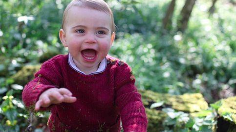 Louis de Cambridge, el príncipe 'destronado', cumple un año