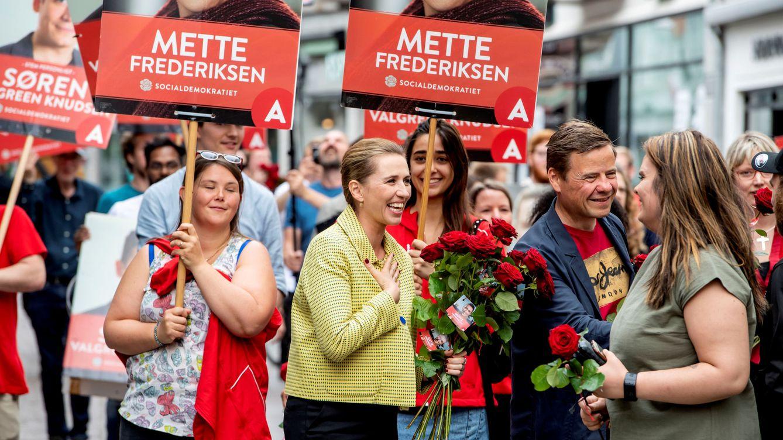 La socialdemócrata Mette Frederiksen será la primera ministra más joven de Dinamarca