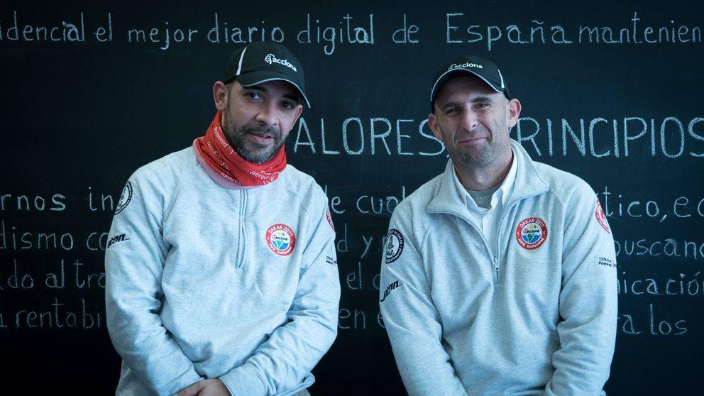 Encuentro digital con los pilotos de Acciona 100% Ecopowered