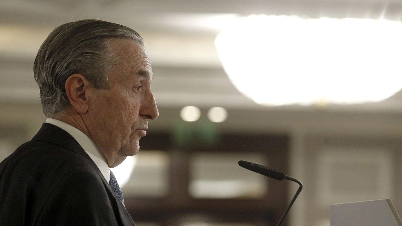 Foto: José María Marín Quemada, presidente de la Comisión Nacional de los Mercados y la Competencia (CNMC) (EFE)
