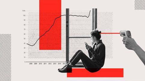 'Rastreadores de covid': La segunda crisis sanitaria amenaza con una segunda recesión