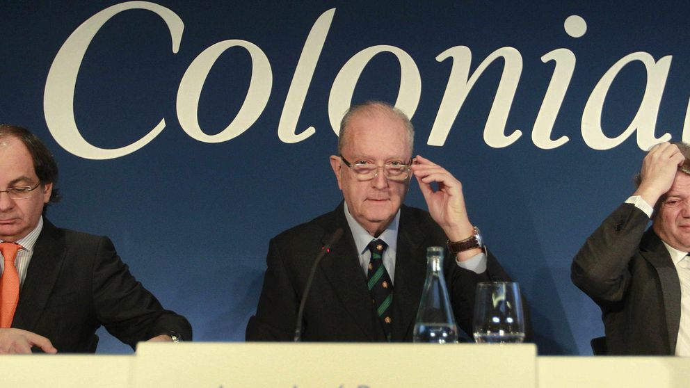 Colonial coloca su filial tóxica a dos 'cirujanos' de Altamira y Calyon