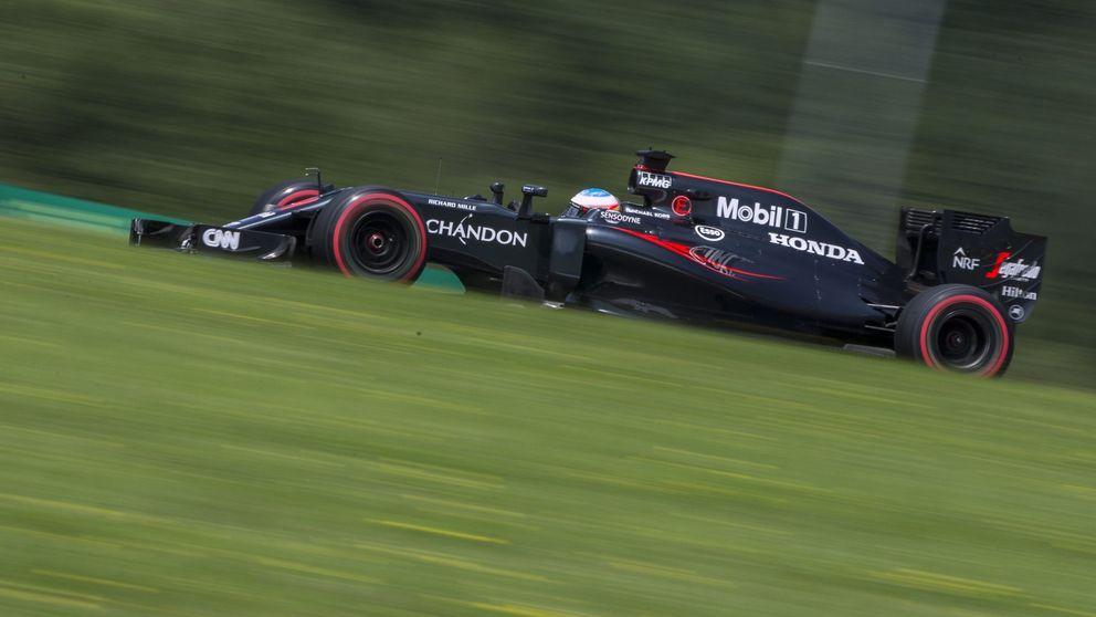 Alonso, con algo más de 'chicha' a la espalda : Silverstone nos va mejor