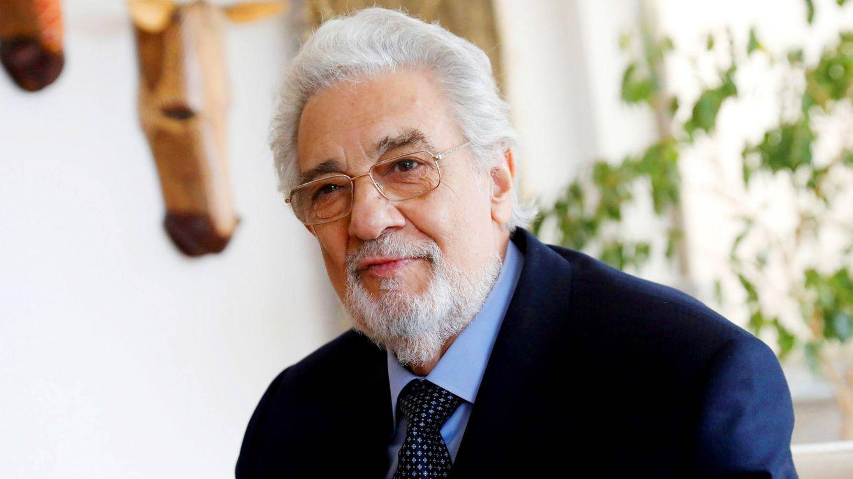Plácido Domingo, ingresado en el hospital tras una semana enfermo por coronavirus