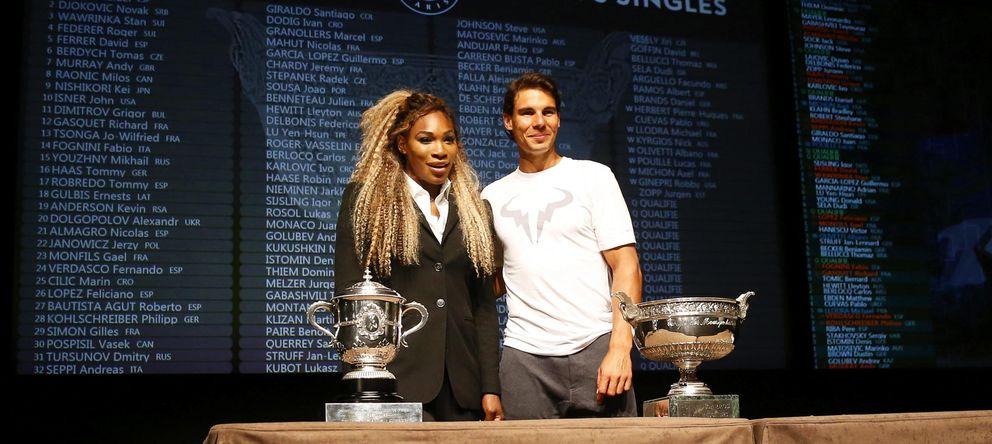Nadal debuta con Ginepri en Roland Garros y se mediría con Ferrer en cuartos de final