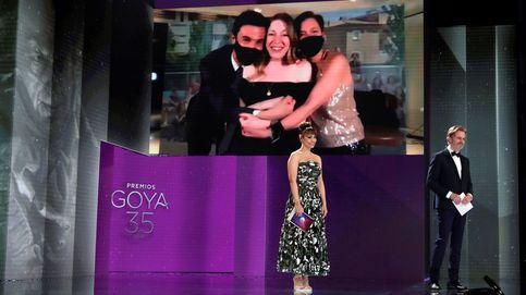 'Las niñas' triunfa en la edición más extraña (por telemática) y más amena (por corta) de los Goya