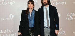 Post de La noche de cine de Carlota Casiraghi y Dimitri: su primer posado tras la boda