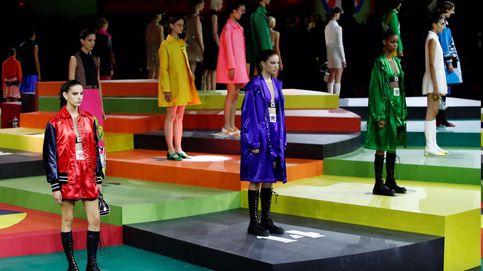 Dior da la bienvenida al pop en su nuevo desfile