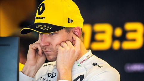 El día en que Hulkenberg explotó o cuando Renault no quiso escuchar a su piloto