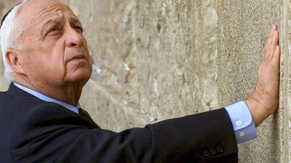 Ariel Sharon, ¿el héroe nacional de Israel o un criminal de guerra?