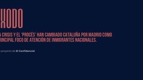 Cataluña se queda atrás en la carrera con Madrid por liderar la economía española