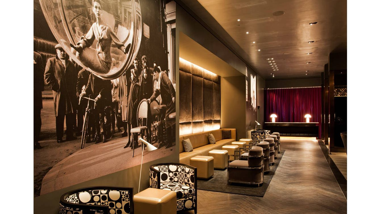 Lifestyle los diez mejores vest bulos de hoteles del for Hotel design ce