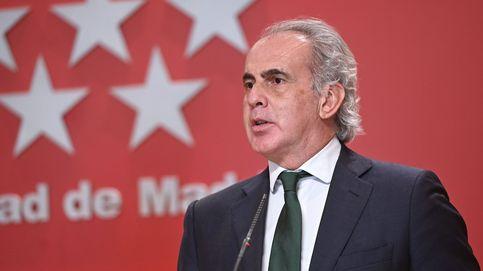 El consejero de Sanidad, Enrique Ruiz Escudero, será el número dos de Ayuso