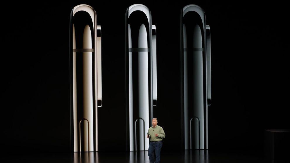 Así son los nuevos iPhone Xs y Xs Max: más pantalla, más potencia y mejor cámara