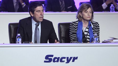 Sacyr recupera el pago de dividendos a 0,052 euros la acción