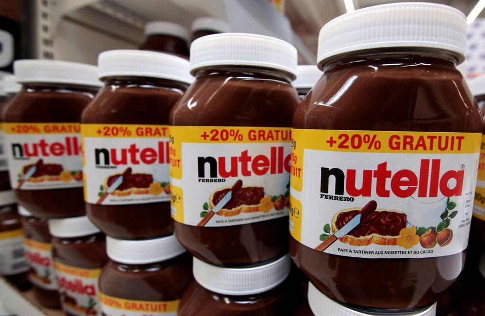 Foto: Ferrero es una de las multinacionales que están detrás de este grupo de interés. (Reuters)