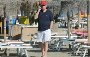 Así fueron las lujosas vacaciones de Alberto de Mónaco en la Costa del Sol