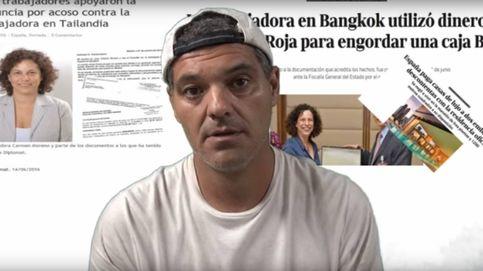Frank Cuesta en pie de guerra contra Ana Rosa Quintana: Eres una vendida