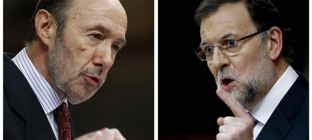 Rajoy ganó a Rubalcaba un debate en el que no cree la inmensa mayoría de españoles