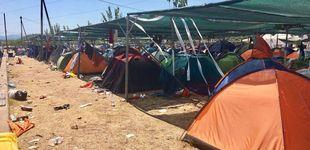 Post de Esta barra es un infierno: así es trabajar en el Festival de Benicássim