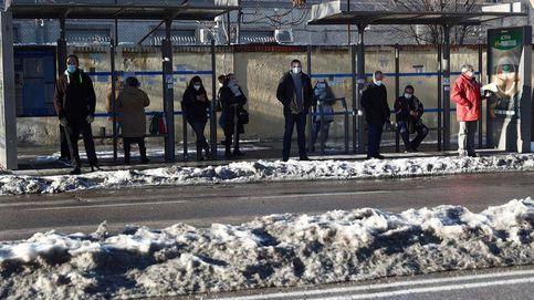 Metro de Madrid, Cercanías y más autobuses de la EMT: así evoluciona el transporte por la nieve