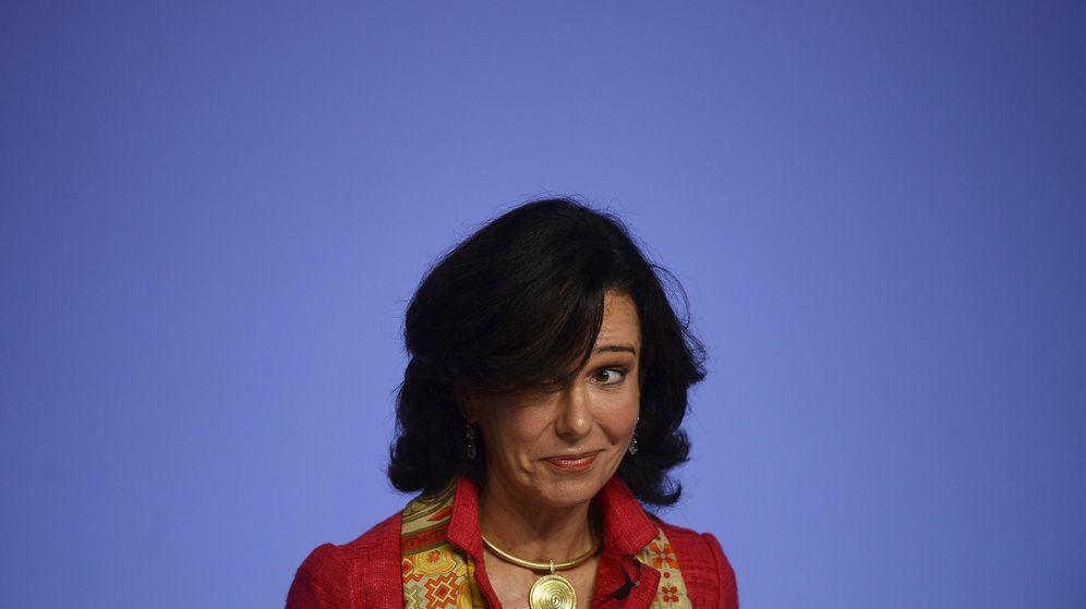 Foto: Ana Botín, presidenta de Banco Santander, en una imagen de archivo. (Reuters)