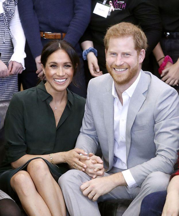 Foto: La pareja, en una imagen reciente. (Cordon Press)
