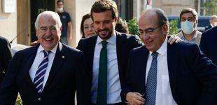 Post de Casado se une a Aznar tras la polémica con México: