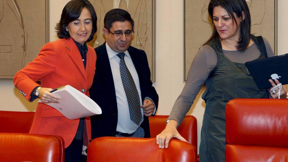 Foto: La exministra María Antonia Trujillo (d). (EFE)