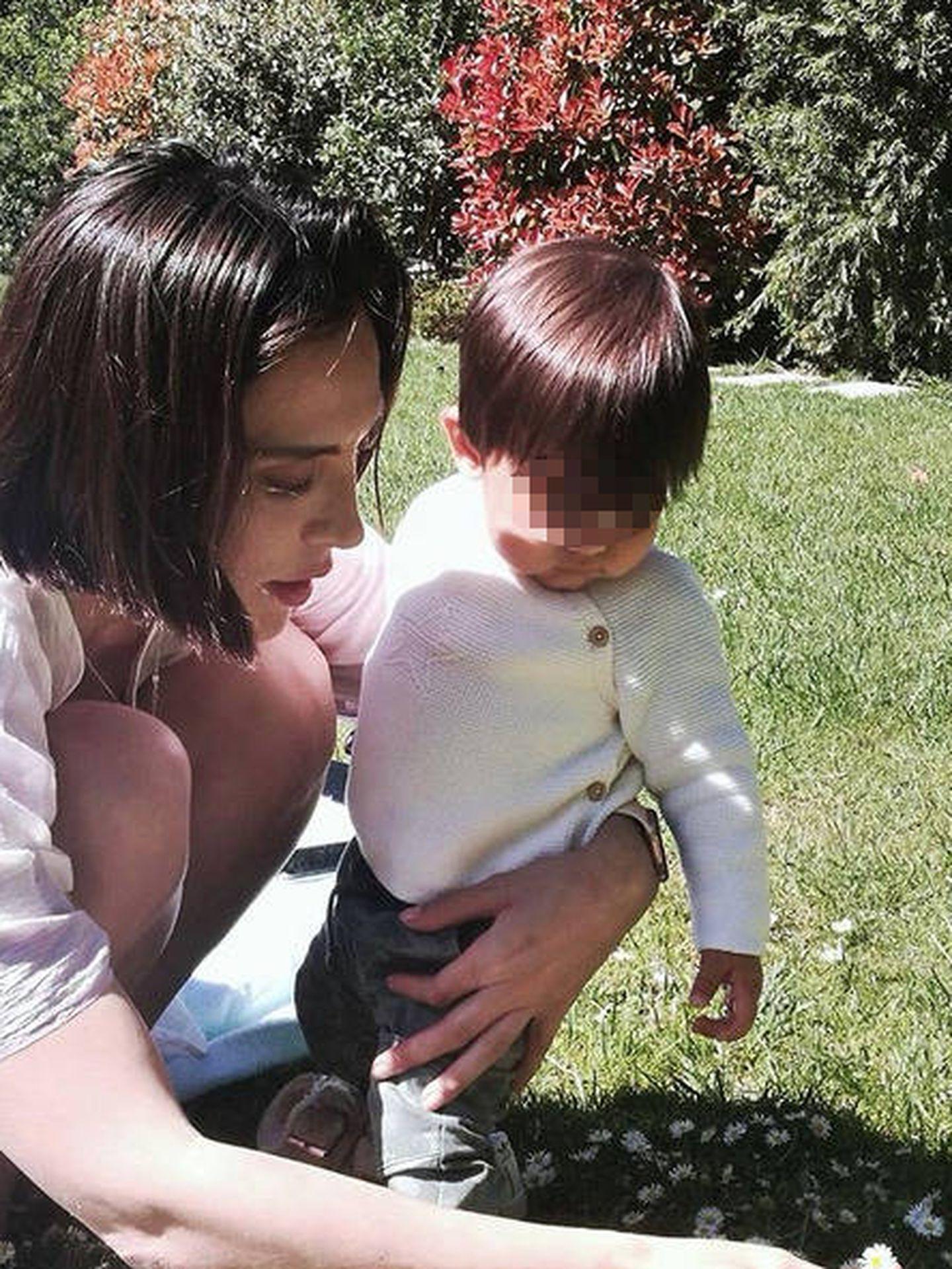 Tamara y Miguel. (Instagram @tamara_falco)