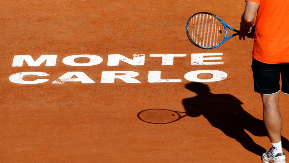 Las mejores imágenes de Montecarlo: glamour y tenis