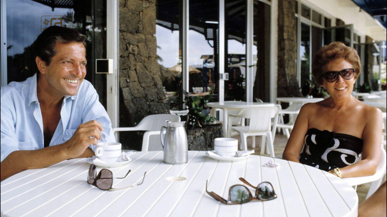 Adolfo Suárez y Amparo Illana en una imagen de archivo. (Gtres)