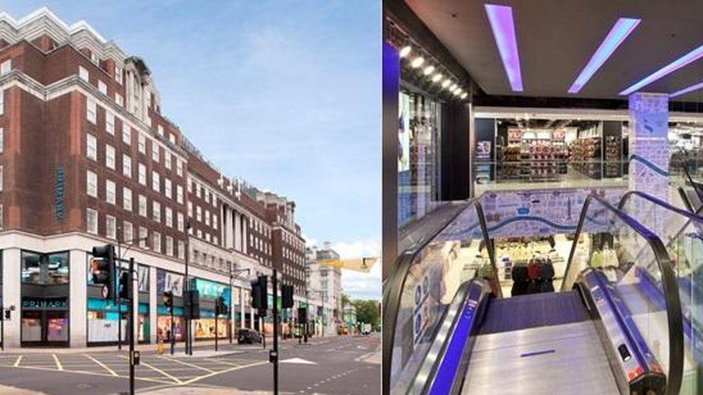 Inditex acorrala a Primark con la compra de un nuevo edificio en Londres por 550 millones